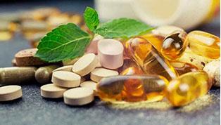 Photo de produits d'oligothérapie